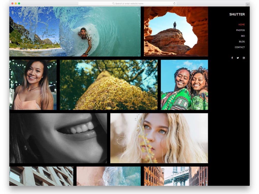 35 Free Photo Gallery Templates To Elegantly Display Your Work