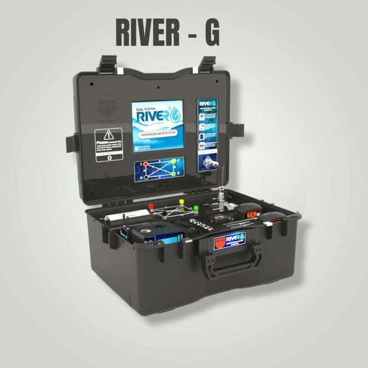 Dispositivo RIVER G 3 SYSTEMS
