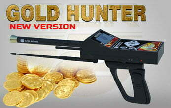 gold hunter device gold and diamond detector
