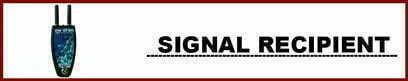 signal recipient for titan ger 1000