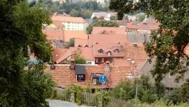 Dächer Blankenburg, Sachsen-Anhalt (c) uilentaal