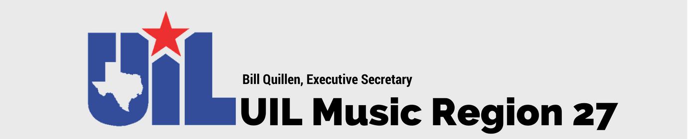 UIL Music Region 27
