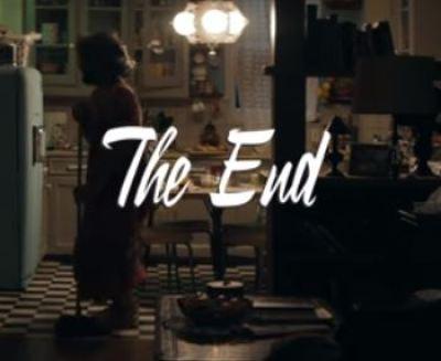 おしまいthe end