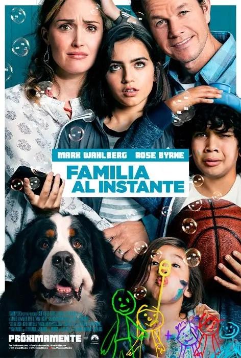 Familia-Al-Instante-poster-web