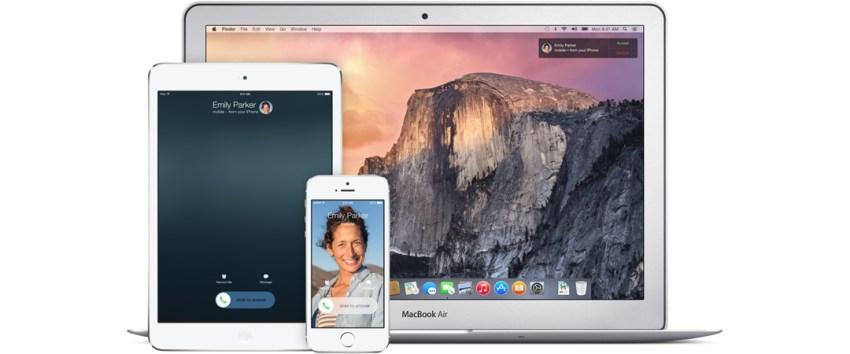 Как отключить приём звонков с iPhone на iPad и Mac