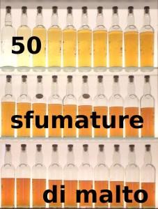 50 sfumature di malto