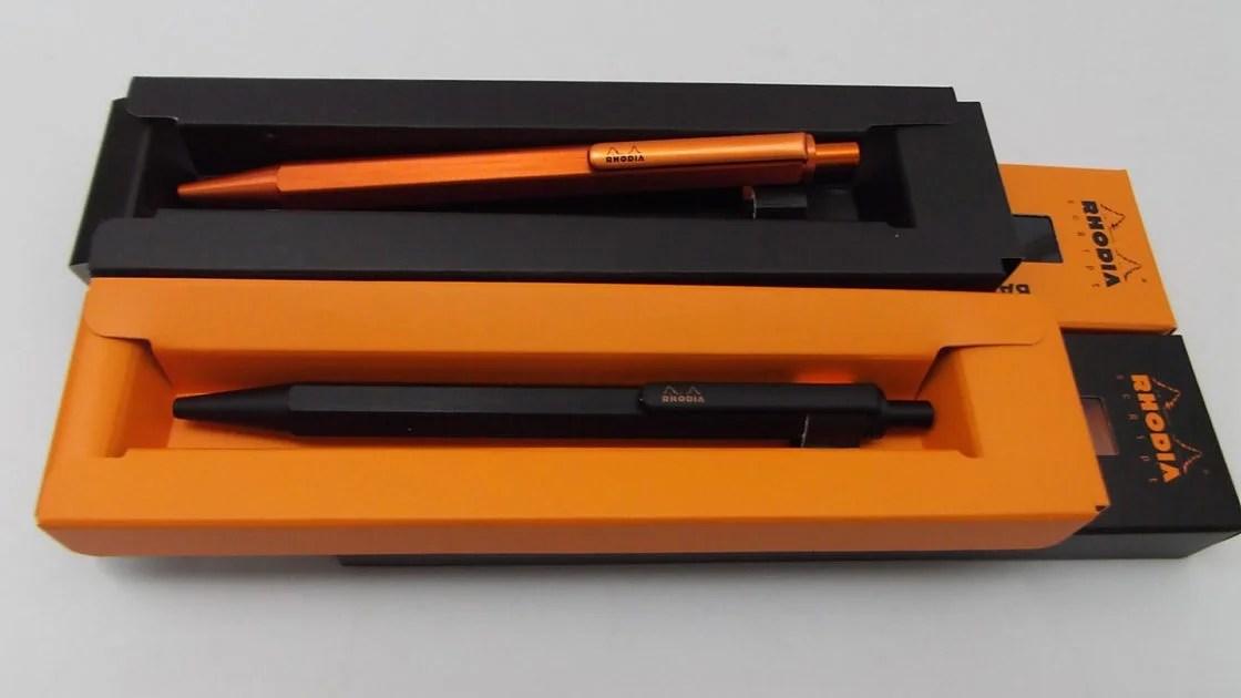 メモパッドで有名なロディアが出したロディアスクリプトボールペン