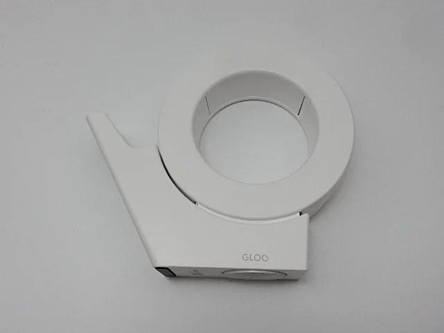 片手で切れるテープカッター!コクヨ グルーテープカッター