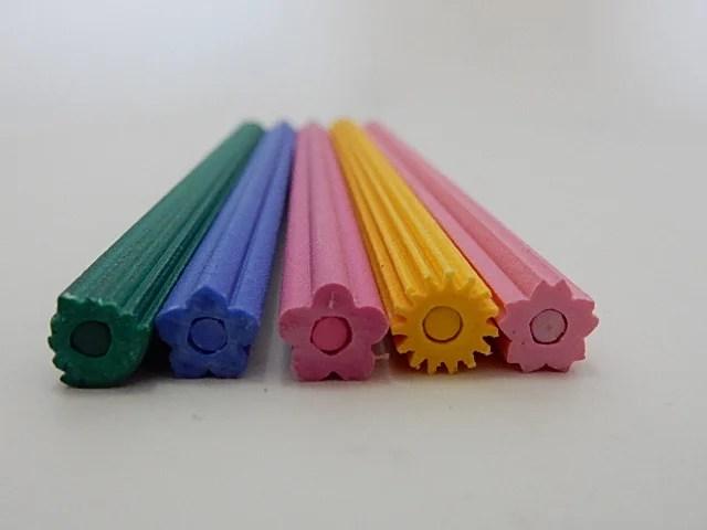 削ると舞う花びら!!花色鉛筆