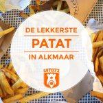 De lekkerste patat in Alkmaar (8 tips voor frites)
