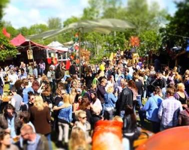 Woodlands Festival Bergen 2017