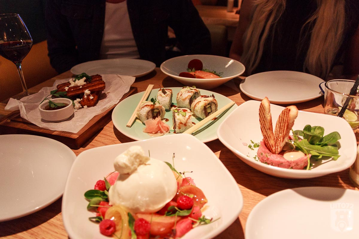 Ronde 1: small plates