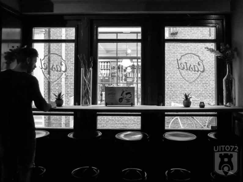 Café Castel Alkmaar (Raam)