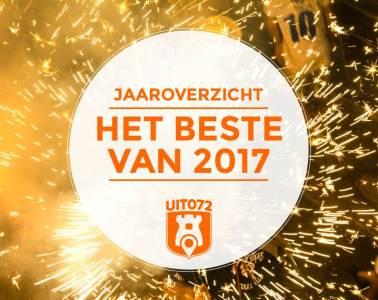 Het beste van 2017 in Alkmaar
