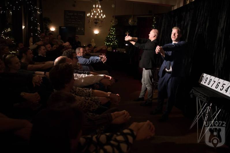 Rob & Emiel Magic Cabaret Theater Diner 2