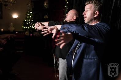Rob & Emiel Magic Cabaret Theater Diner 3