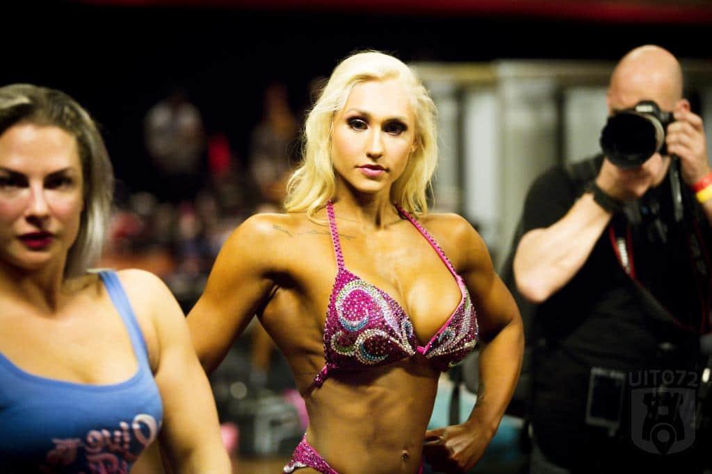 Shannen Delilah (Alkmaar) - winnaar NK Bodybuilding 2018 - 03