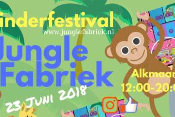 Jungle Fabriek Kinderfestival