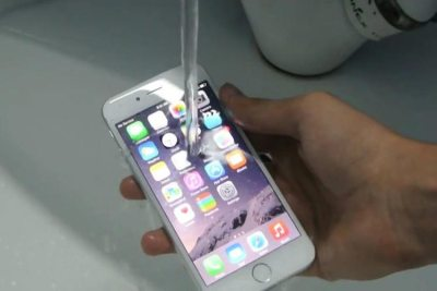iPhone 7 zo goed als zeker waterdicht