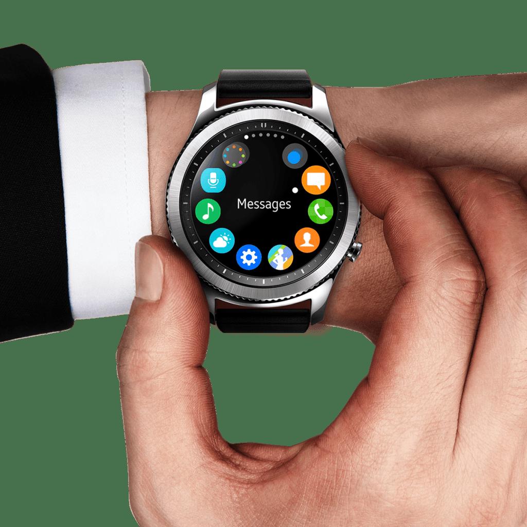 Samsung Gear S3 kopen, review en beschikbaarheid