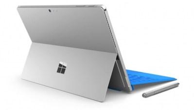 Microsoft Surface Pro 4 kopen met gratis JBL Charge 3
