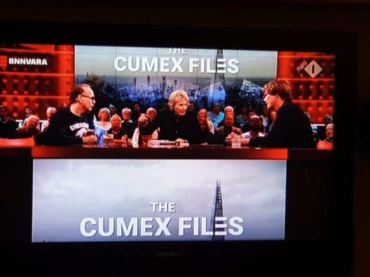 Cumex Files uitjebewust