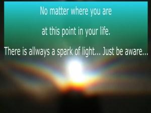 #Lighttalk there is allways light