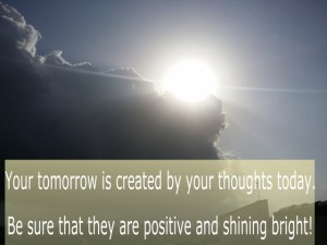 #Lighttalk your thoughts your future uitjebewust