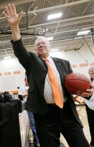 Gene Klinge - courtesy of Cedar Rapids Gazette