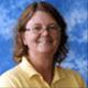 Dr. Kata McCarville, associate professor of geosciences