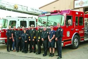 David Bathke - new fire chief