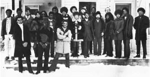 Early members of the Brotherhood.
