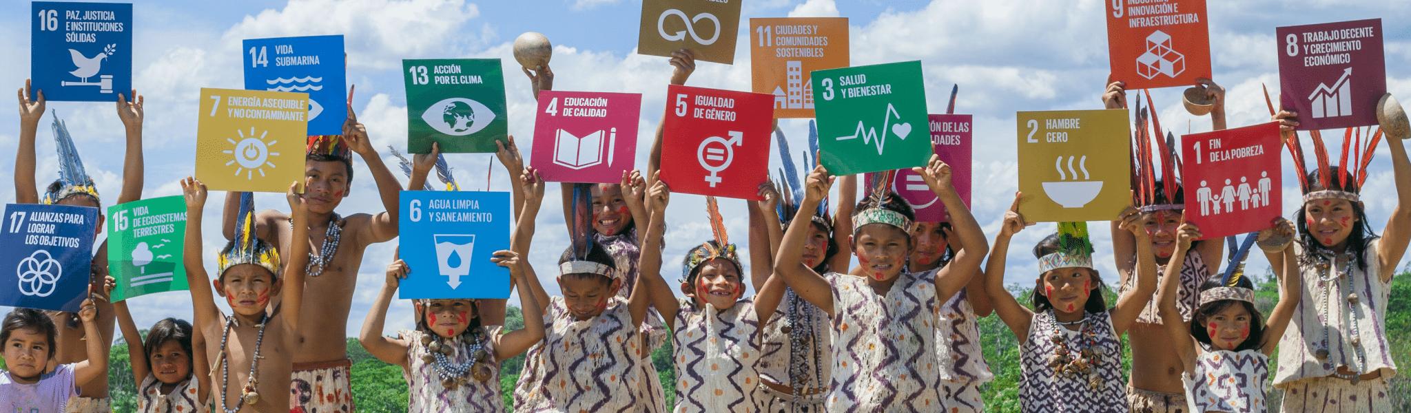 Agenda 2030 para el Desarrollo Sostenible: un compromiso global.