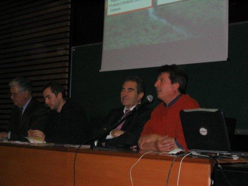 Assizas per l'occitan en Lemosin - Limòtges, facultat de Drech - 25/03/2006