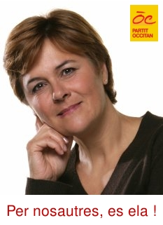 Lo Partit Occitan sosten Dominica VOYNET
