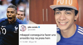 Piada racista faz youtuber Júlio Cocielo perder patrocínios: negros perdem a vida