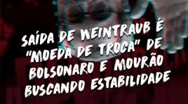 """Saída de Weintraub é """"Moeda de Troca"""" de Bolsonaro e Mourão buscando estabilidade!"""