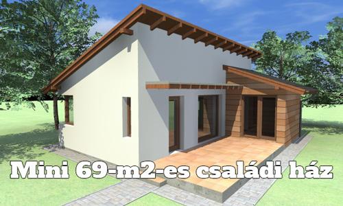 Mini házak alaprajz