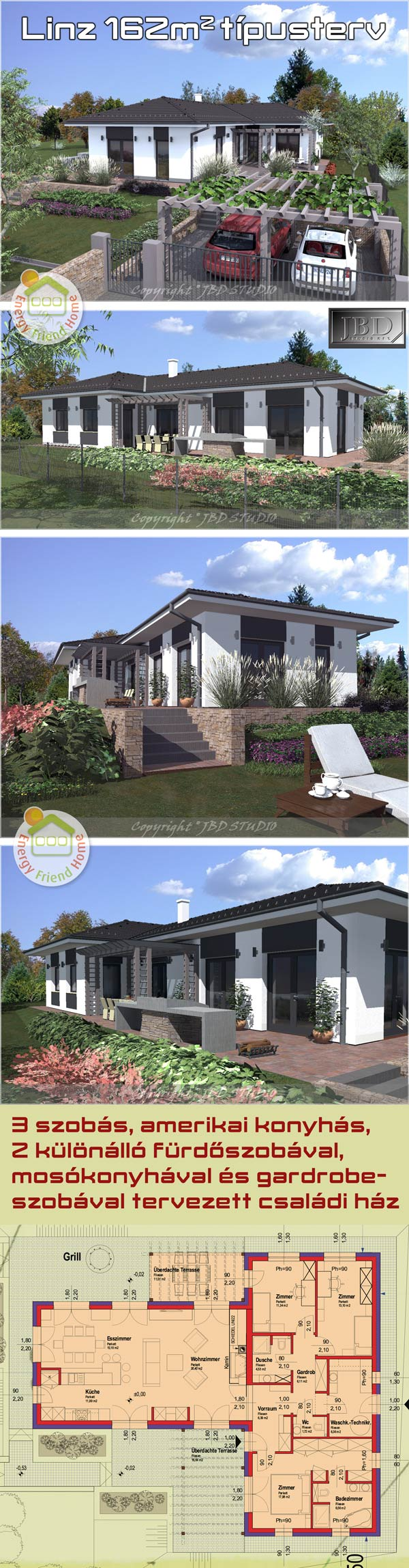 Linz162-típusterv-családi-ház