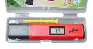 Alat Ukur pH Meter Portable