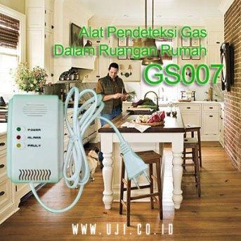 Jual Alat Pendeteksi Gas Dalam Rumah