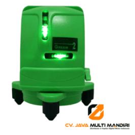 Green Cross Laser Liner 2 Garis