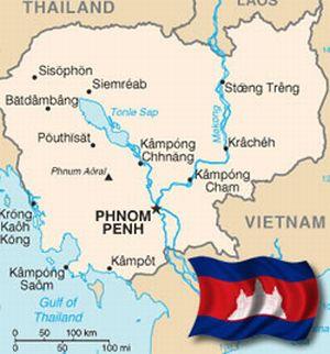Gambar Negara Kamboja Sekilas Info Negara Kamboja Ujiansma Com