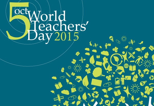 Celebrating World Teachers' Day