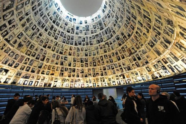 Yad Vashem - fotó: UPI/Debbie Hill