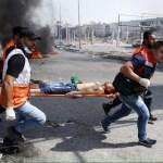 PALESTINIAN-ISRAEL-US-TRUMP-DIPLOMACY-STRIKE