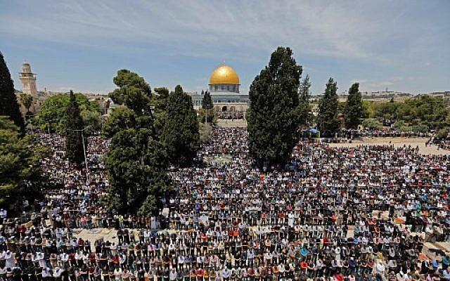 Reggeli gyors – éjszakai összecsapások Kelet- Jeruzsálemben a Ramadán korlátozások miatt | Új Kelet online