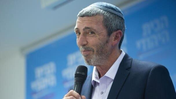 Nyájimmunitás: Rafi Peretz és az adott szó