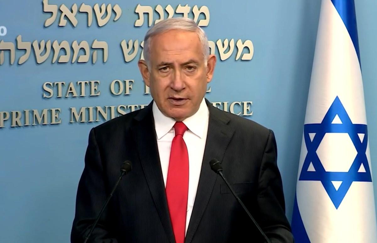 Netanjahu telefonon beszélt Kamala Harris alelnökkel