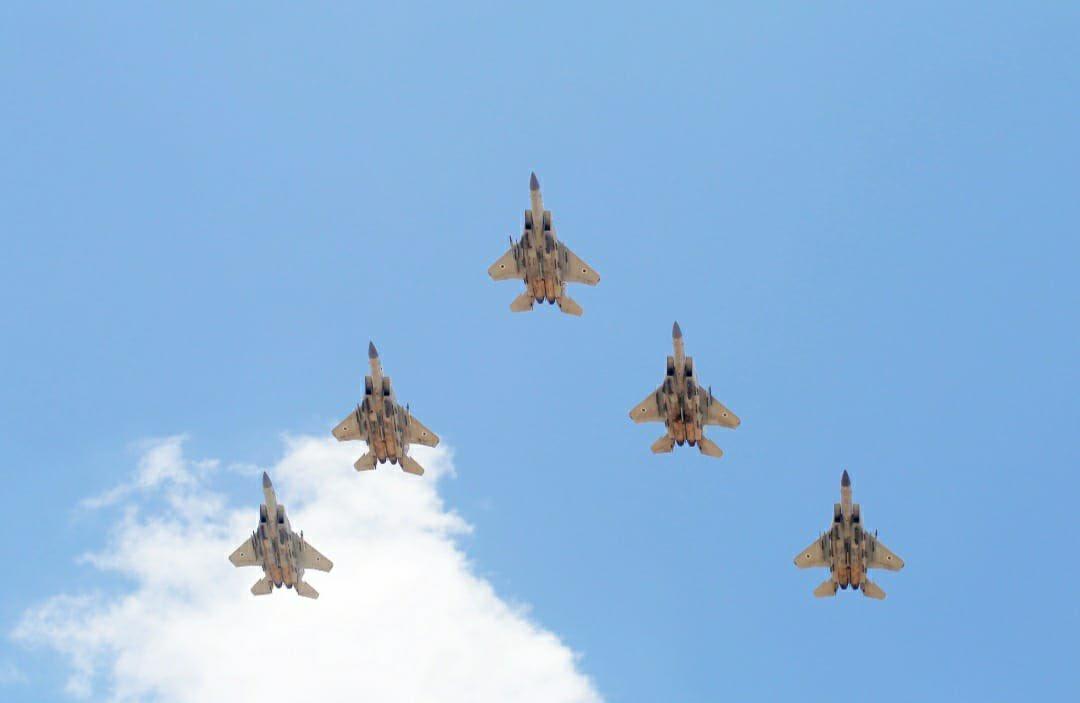 Izrael 73 – országot átszelő légiparádéval | Új Kelet online